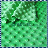 Hot Sell 50 Meters Small MOQ China Minky Baby Blanket