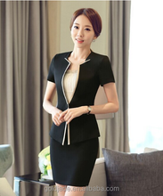 elegant fashion hotel manager uniform