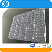 plastic electronic components mobile phone package storage box