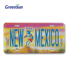 Practical Professional manufacturer motorcycle paper license plates
