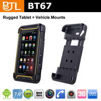 LT1608 BATL BT67 ip67 tablet pc android rohs 3G, for marine