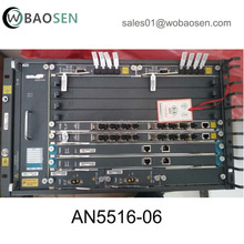 Original AN5516-06 GPON or EPON small OLT, 19 inches, 6U height, Optical Line Terminal