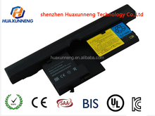 Replacement Laptop battery for IBM ThinkPad X60 Tablet PC 6363