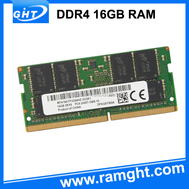 Surplus goods DDR4 16gb ram memory wholesale