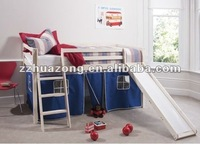 Child Mult-function wooden bed