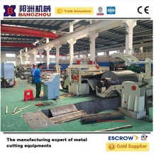 Low price Auto hydraulic hot rolled steel sitting machine for sale
