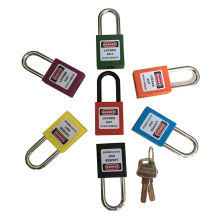 Lock out Tag out Red Safety Padlock, Keyed Alike Nylon locks