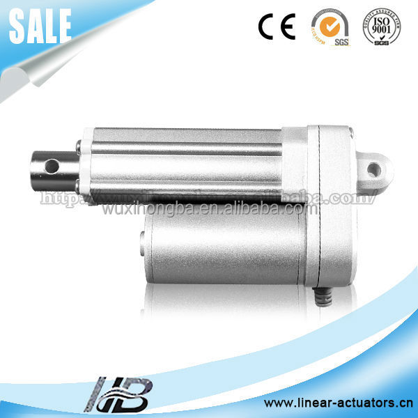 Hydraulic Lift Actuator : V linear actuator quot stroke pound max lift buy