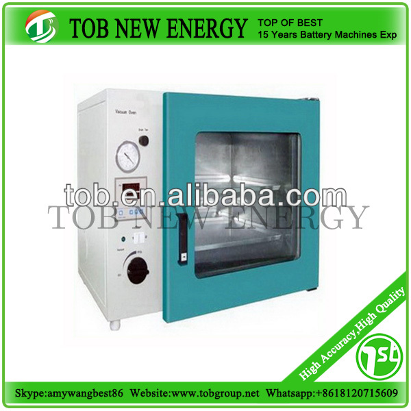 Desktop Digital Vacuum Degassing Chamber Drying Sterilizing Oven 110V