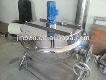 Double Jacketed Kettle