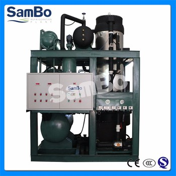 Hot Seller 8T Industrial Ice Tube Making Machines