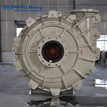Made in china NZJ100 high efficiency rubber impeller end suction centrifugal pump