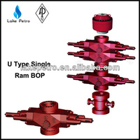 API 16A ANNULAR AND RAMS BLOWOUT PREVENTER FOR WELL DRILLING (BOP)