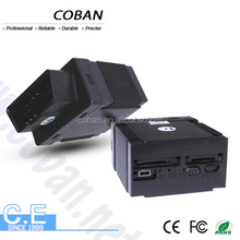 easy hidden obd gps tracker with extend cable, obd II gps tracker with Cumulative mileage and maintenance notification