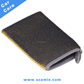Newest Yellow Car Cleaning Fine Grade Microfiber Towel Magic Clay Bar Mitt