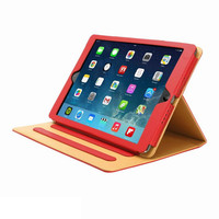 Wholesale Tan Leather For Ipad Tablet Case,Highr Quality Tablet Cover