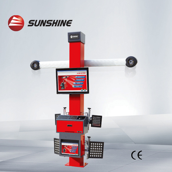 "manufacture & export ""sunshine""brand wheel alignment turn plate S-F9"