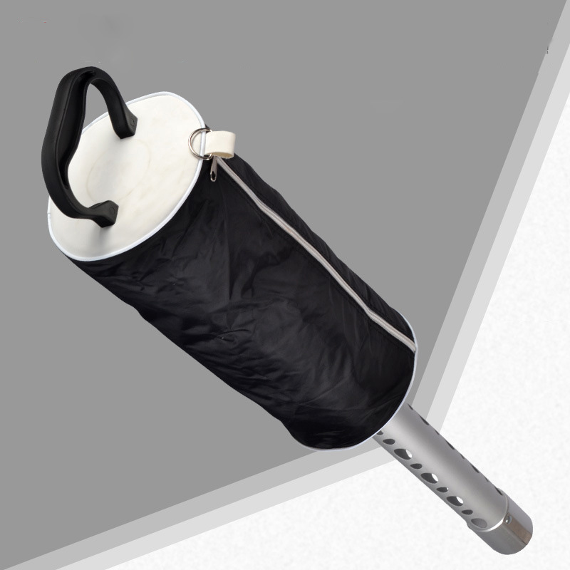 Aluminium Golf Shag Bag and Ball Picker
