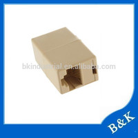 France hot sale rj45 180 degree coupler manufacturers