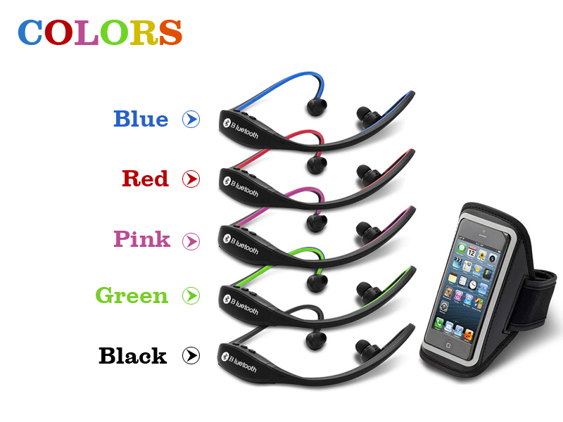 Best Selling Products Wearable Devices cheap wireless stereo bluetooth headset Used Mobile Phone