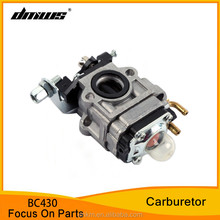 Top Garden BC430 40-5 2-stroke 43cc Gasoline Engine Brush Cutter Grass Trimmer Spare Parts 40mm Carburetor