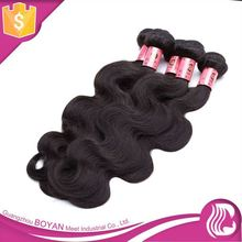 100% Full Cuticle Can Be Dyed In Stock Factory Qingdao Yotchoi Hair