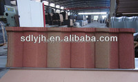 ISO SONCAP BV Export Factory Of Stone Coated Metal Roof Tiles For House