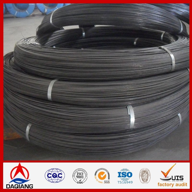 sae 9254 spring steel wires for making mechanical spring