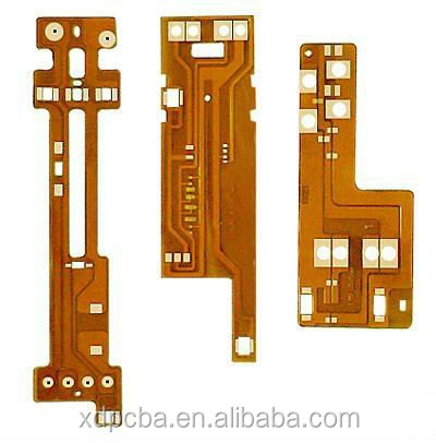XD clad laminate flexible copper pcb OEM factory fpc electronic connector