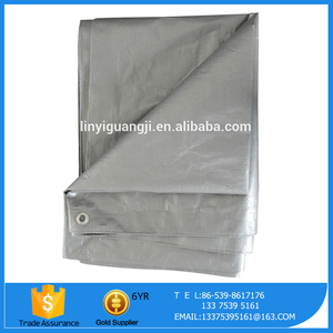 High Quantity Tear Proof PE Recycled Tarpaulin