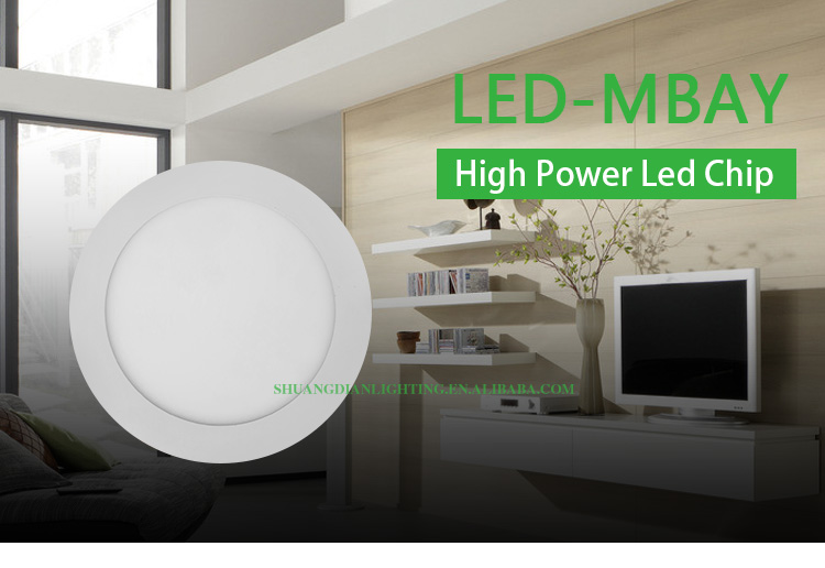 2016 middle east led lamp popular model 6w/8w/12w/15w/18w/25w led ceilling lamp