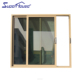 Superhouse Factory Florida Approval FL23013 Miami Hurricane impact Aluminium Safety glass sliding door