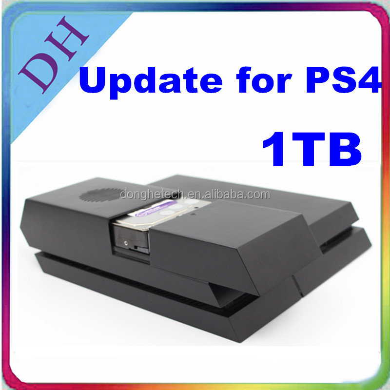 For PS4 HDD upgrade 1tb ide hard disk drive PS4 1TB 3.5'' hard discs for Playstation4 Console Video games