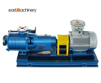 API 610 OH2 centrifugal pump for dyeing mill in Vietnam