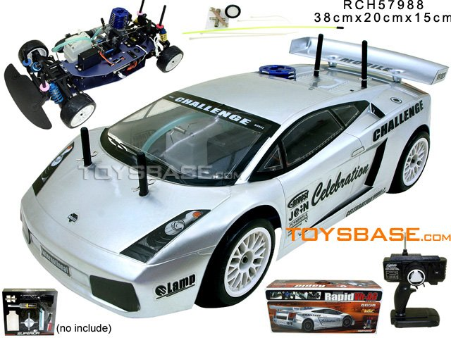 RC Hobby/1:10 Nitro Gas Two-Speed Off-Road Car/RC Car