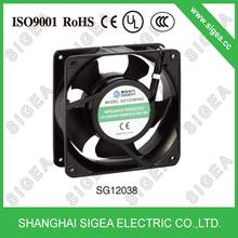 ventilation AC axial fan spare parts for enclosure and climate control