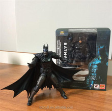 16 cm SHF figuarts Batman INJUSTICE Ver. Batman SHF Figuarts Batman PVC Action Figure Collection Toy For Boy Firend Gift