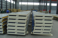 pu insulated sandwich panels for roofing