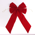 big red velvet ribbon christmas ribbon bows