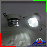 led cob ceiling lamp 4 inch downlight led light fixtures residential
