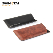 China Products Supplier Fashion Soft Optical Glasses Pouches Eyeglasses Case