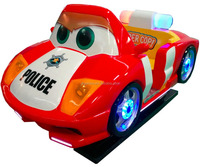 Dream Land police car kids rider hot game for game zone