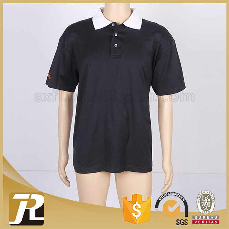 Shaoxing supplier Wholesale Solid good serve men shirts on sale