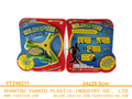 Promotional soft EVA foam convoluted flying helicopter plastic boomerang helicopter