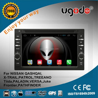 chinese supplier dvr camera car dvd player for car for Frontier play store app android DVD display GPS Navi