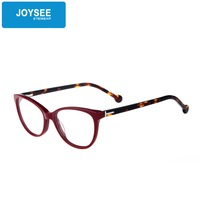 New Develop fashion acetate full-rim optical glasses design latest ladies optical frames