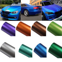 140g Cheap Cast Polymeric Adhesive Vinyl Wraps with Air Bubble Free
