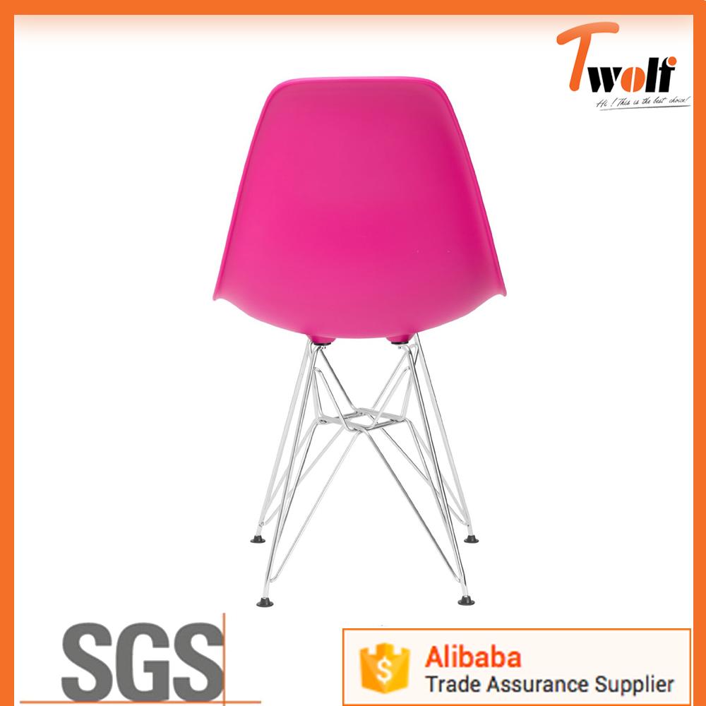 Moderne manger chaises sous 100 r plique emes eiffel base du fauteuil man - Chaise tulipe a vendre ...