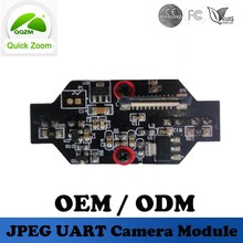 "Vehicle Security Camera PCB Board 1/4"" CMOS Board Camera Module"