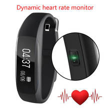 New Sports Tracker Lenovo HW01 Smart Wristband BT 4.2 Heart Rate Monitor Sleep Manage Pedometer For iOS Android bracelet